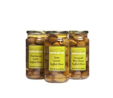 jars of our olives