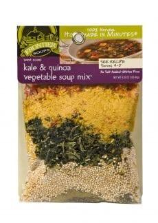 Kale & Quinoa Soup