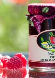 Raz Pepper jam
