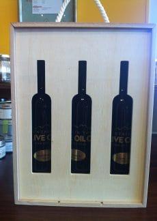 3 bottle box