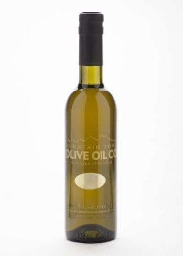bottle of our italian extra virgin olive oil