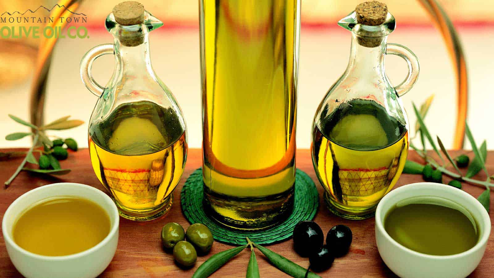 11 best benefits of using Olive Oil - Mountain Town Olive Oil
